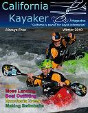 Winter 2010 Issue of California Kayaker Magazine
