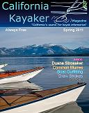 Spring 2011 Issue of California Kayaker Magazine