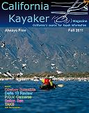 Fall 2011 Issue of California Kayaker Magazine
