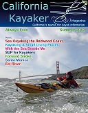 Summer 2012 Issue of California Kayaker Magazine